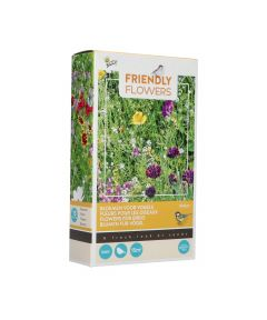 Friendly flowers - birds mixture 15m2