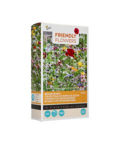 Friendly flowers - bermenmengsel 15m2